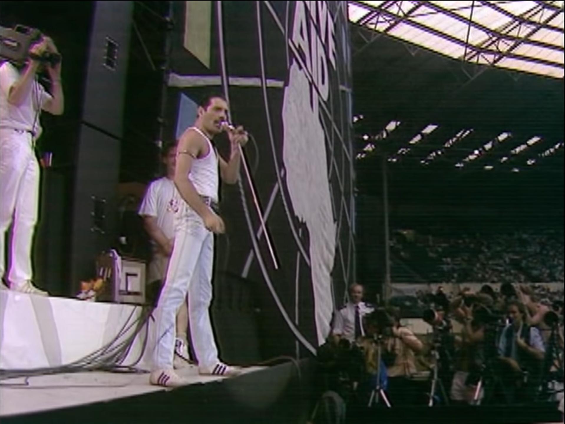 Bohemian Rhapsody, Bryan Singer - Débordements